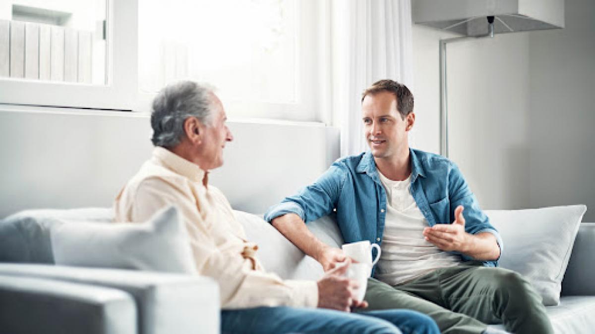 convencer o idoso